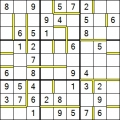 sudoku consecutiv