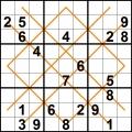 sudoku diamant X (2)