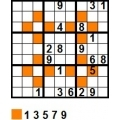 sudoku Impar (1)