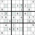 sudoku Impar (2)
