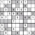 sudoku Par / Impar (1)