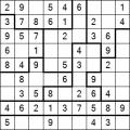 sudoku Sectorizat