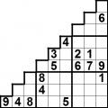 sudoku Triunghi (2)