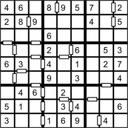 Consecutive Sudoku