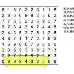 7x7 - wordsearch- numbersearch
