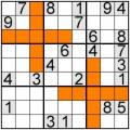 sudoku - extra regiuni