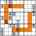 sudoku - Extra regiuni (11)