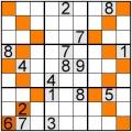 sudoku  zig-zag