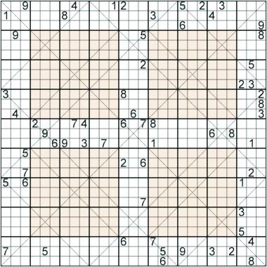 sudoku extra 3 - solutie