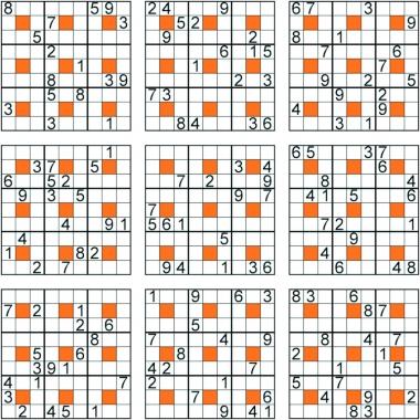 sudoku extra-solutie