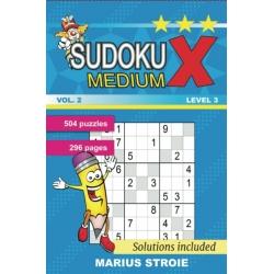 sudoku X - medium, vol.2