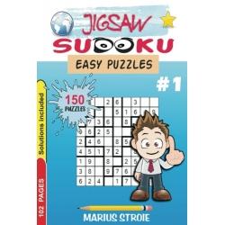 Jigsaw Sudoku - easy - vol.1
