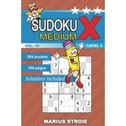 Sudoku X - medium