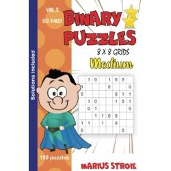 Binary Puzzles - medium, vol. 2