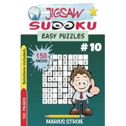 igsaw Sudoku - easy, vol. 10