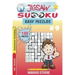 Jigsaw Sudoku - easy, vol. 9