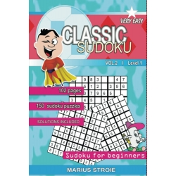 Classic Sudoku - very easy, vol. 2