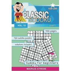 Classic Sudoku - very easy, vol. 12