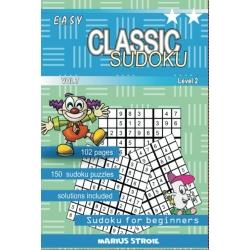 Classic Sudoku - easy, vol.7