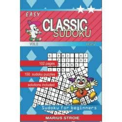 CLASSIC SUDOKU - EASY VOL. 2