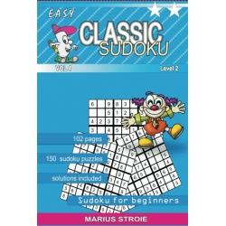 Classic Sudoku -easy - vol. 4