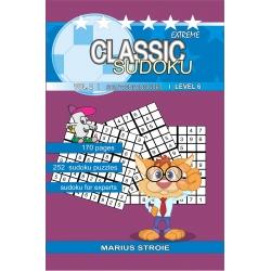 Classic Sudoku - extreme, vol.2