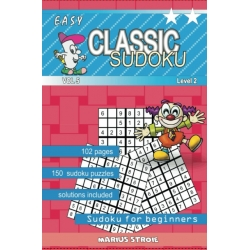 Classic Sudoku - easy, vol.5