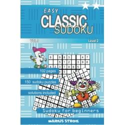 Classic Sudoku - easy, vol.9