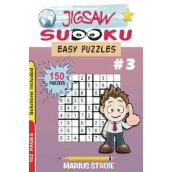 Jigsaw Sudoku - easy, vol. 3