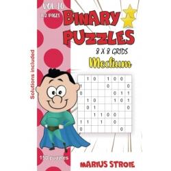 Binary Puzzles - medium, vol. 10