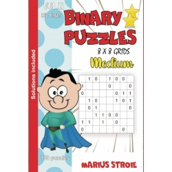 Binary Puzzles - medium, vol. 11
