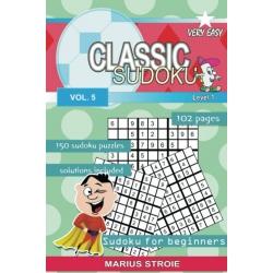 Classic Sudoku - very easy, vol. 5