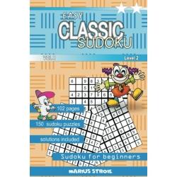Classic Sudoku - easy, vol.8