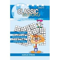 Classic Sudoku - extreme - vol.3